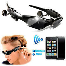 Car Driving Polarized Sports Sunglasses With Smart Wireless Bluetooth Earphone