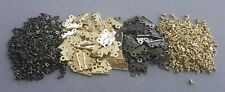 Butterfly Hinges with Screws Door Home Furniture Dolls House Models Fittings Fix