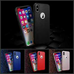 Luxury Ultra Slim Shockproof Bumper iPhone Case Cover for Apple 6 7 8 X 5S Plus