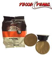 500 capsule cialde caffè RossoCrema Intenso compatibili Lavazza a modo mio promo