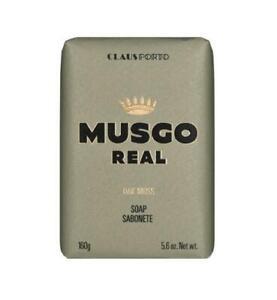 Claus Porto Musgo Real Oak Moss Mens Body Soap