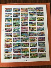 Greetings from America 34 cent stamps