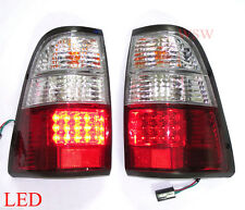 LED TAIL REAR LIGHT LAMP HOLDEN RODEO PICK UP 1998-2003 ISUZU TF TFR DRAGON RED