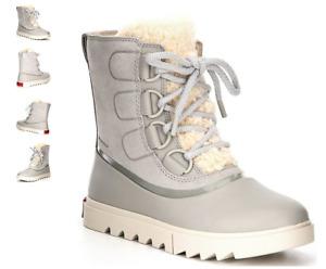 Sorel Joan of Arctic Next Dove WP Boot Booties Women's US sizes 6-11/NEW!!!