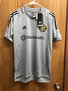 NEW • Columbus Crew SC • Jersey • Adidas Aeroready • Men's Small