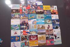 50 verschiedene K und O Karten ungebraucht schöne Motive dabei Telefonkarten