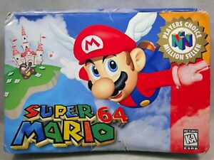 Super Mario 64 (Nintendo 64 | N64) Authentic BOX ONLY