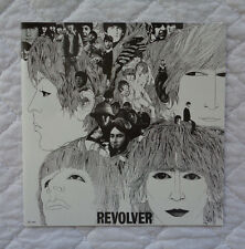 Odeon Records The Beatles Revolver lp, RARE RED VINYL,BRAZIL,NO HOLE MARKS,NM!