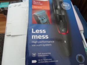 Philips Beard Trimmer Vacuum