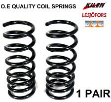 Peugeot 206 OE Quality Pair Front Suspension Coil Springs Kilen 21187 x2