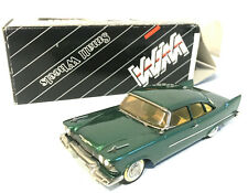 Ancienne voiture 1/43 Western Models plymouth plaza