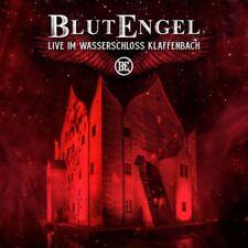BLUTENGEL - LIVE IM WASSERSCHLOSS KLAFFENBACH (2CD)  2 CD NEUF