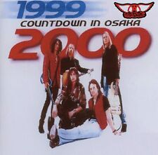 Aerosmith - DVD - Osaka, Japan - 12-31-99 - RARE, Steven Tyler, Joe Perry