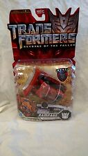 Transformers ROTF Revenge of the Fallen Deluxe class Red Rampage MOSC