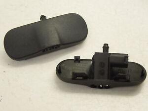 Audi A4 B8 A5 Pair Triple Nozzle Heated Windscreen Washer Jets New 8T0955987B