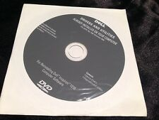 DELL Inspiron 1210 Drivers DVD CD Disc