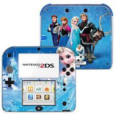 Disney Frozen VINILO Vinyl Skin Sticker for Nintendo 2DS - 002