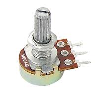 5 x 100K ohm B100K Top Adjustment Dual Linear Potentiometer Pots W9L7