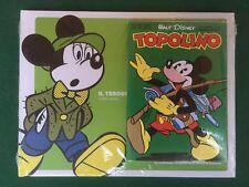 Walt Disney GLI ANNI D'ORO TOPOLINO + copia anastatica TOPOLINO n.12 BLISTERATO