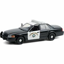 2008 Ford Crown Victoria Police Interceptor - California Highway Patrol