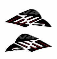 Protezioni Laterali Serbatoio RESINA 3D Ducati Streetfighter V4 L-095
