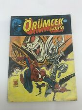 SPIDERMAN #166 - Foreign Comic Book - 1980s 80s - MARVEL - ULTRA RARE