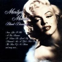 "MARILYN MONROE ""BLOND  DIAMOND"" CD NEW"