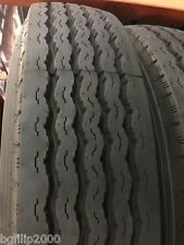 2 TIRE ST750R16 14PLY K105 KORYO ALL STEEL RADIAL TRAILER TIRE 225/90R16