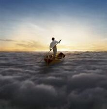Pink Floyd Endless River CD European EMI 2014 18 Track in Booklet Sleeve
