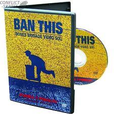 "POWELL PERALTA ""Ban This - Bones Brigade Video 6"" Skateboard DVD 1989 Hawk Cab"