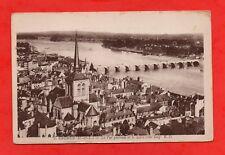 SAUMUR - Vue générale et la Loire  (C586)