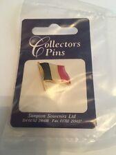 France Flag Pin Badge French Banner