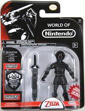 The Legend of Zelda - SHADOW LINK ACTION FIGURE ~ Jakks
