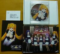 PC Game KiSS Custom Maid 3D 2011 from Japan Windows Free Shipping