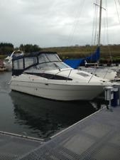 BAYLINER 2655 CIERA 5.7 V8 PETROL POWER BOAT CRUISER YACHT. READY FOR USE!
