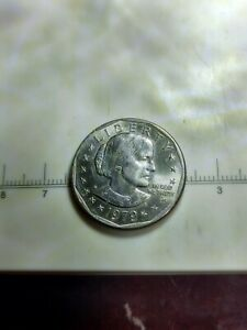 Susan B. One Dollar Coin Double Die