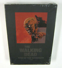 The Walking Dead Rise of The Governor Deluxe Edition Slipcase HC Book NEW SEALED