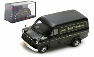 Spark S2697 Ford Transit 'Lotus JPS F1' Team Service Vehicle 1973 - 1/43 Scale