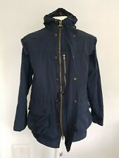 BARBOUR T81 Durham Stowaway Small Hooded Jacket