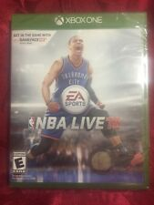 🏀Brand New!!! NBA Live 16 (Xbox One,2015)  Factory Sealed!!!🏀
