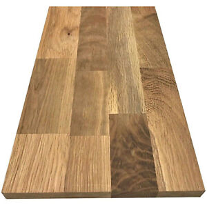 Leimholzplatten Leimholzplatte Leimholz EICHE 18mm verschiedene Größen Holz