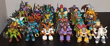 BATTLE BEASTS w/HEAT RUBS & WEAPONS - SERIES 1 & 2 > BUYING (1) MINT CONDITION