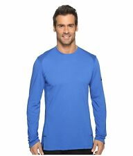 SZ S Nike Elite Top Long Sleeve Men's Dri-Fit Basketball Shirt 830944-480 $50