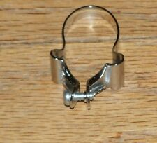 NOS VINTAGE SCHWINN BICYCLE SHIMANO DOUBLE CABLE CLAMP