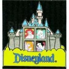 Dlr Sleeping Beauty Castle Princess Slider Disney Pin 72803