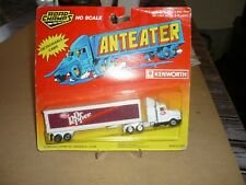 New 1988 Road Champs Dr. Pepper Tractor Trailer Truck Ho Scale Kenworth Anteater