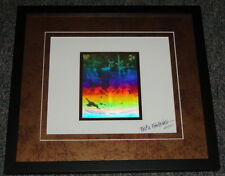 Friz Freleng Signed Framed Bugs Bunny Hologram Lithograph #/4000 Looney Tunes