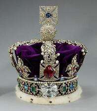 QUEEN ELIZABETH ll ENGLAND DIAMOND JUBILEE JEWELRY PHOTO 8x10 FANTASTIC PICTURE