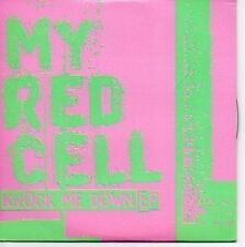 (N523) My Red Cell, Knock Me Down EP - DJ CD