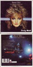 CD CARTONNE CARDSLEEVE 9T BONNIE TYLER EDITION SPECIALE UK 2008